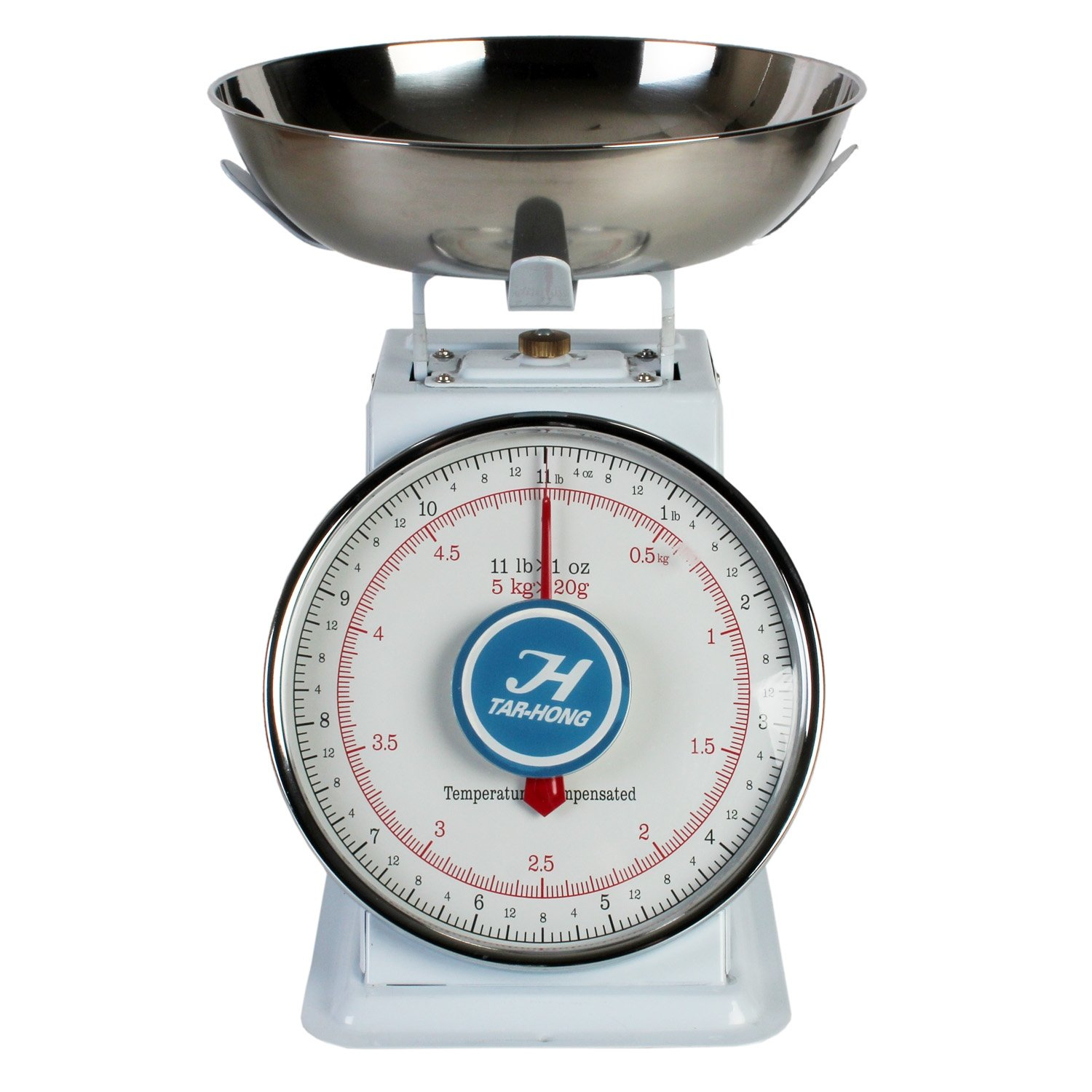 Excellante Special sale item 849851007710 Chinese Cattis 11 lb Mechanical Scale Ranking TOP20