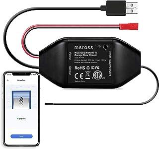 comprar comparacion Meross Wi-Fi Controlador de Puerta de Garaje. Se Puede Usar con el Control Remoto Original de la Puerta de Garaje Existent...