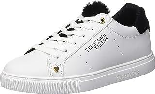 f1c1e7678b26 Trussardi Jeans Sneakers Lapin Fur Tongue, Scarpe da Ginnastica Donna