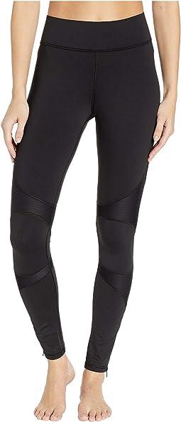 Moto Zip Leggings