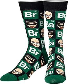 Calcetines para hombre Breaking Bad de Cool Socks, talla 6-13