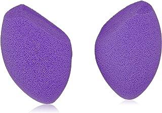 Real techniques - 奇迹肤色 化妆球 紫色 Mini (Pack of 3) (美国顺丰直邮包税)