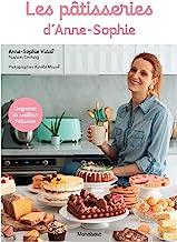 Livres Les pâtisseries d'Anne-Sophie PDF