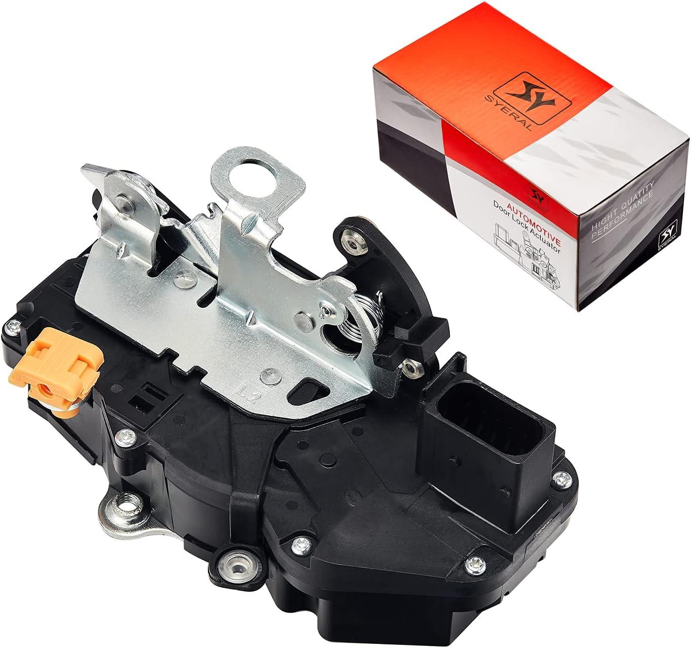 SYERAL Door Max 77% OFF Lock Latch Superlatite Actuator 931-303 Front Motor Driver Left