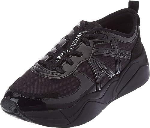 Armani exchange running, scarpe da ginnastica donna sneakers XDX039XV31100002