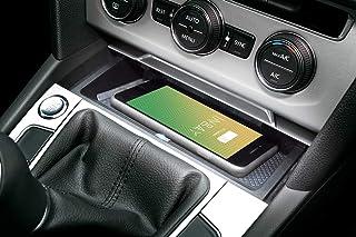 Inbay 241320-52-1 Bandeja con cargador por inducción para VW Passat (B8) 2014, Tamaño único, ColorNegro