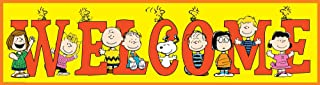 Eureka Peanuts General Welcome Poster