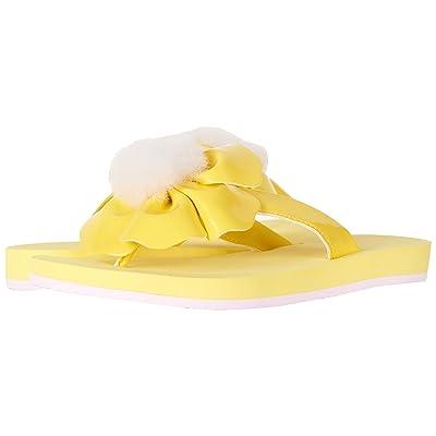 UGG Kids Poppy (Little Kid/Big Kid) (Lemon Yellow) Girls Shoes