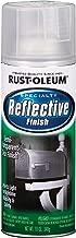 Rust-Oleum 214944 Specialty Reflective Spray, 10 oz, Clear