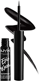 NYX PROFESSIONAL MAKEUP Epic Wear Liquid Eyeliner, Black