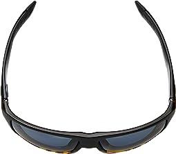 Matte Black/Shiny Tortoise Frame/Gray 580P
