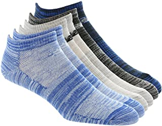 New Balance Unisex 6 Pack Lifestyle No Show Socks