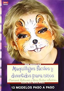 Amazon.es: maquillaje carnaval