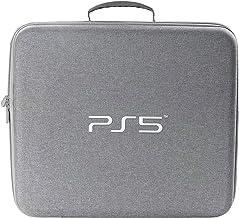 Travel Storage Handbag for PS5 Console Protective Luxury Bag Adjustable Handle Bag for Playstation 5 Waterproof Shockproof...