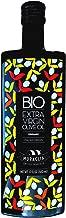 Antico Frantoio Muraglia | ORGANIC Premium Italian Extra Virgin Olive Oil | First Cold Pressed | Gourmet EVOO | 2017 GOLD Award Winner | 17 Fl. Oz. (500 ml)