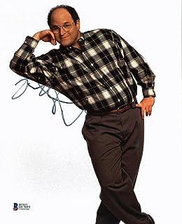 Jason Alexander Seinfeld Signed 8x10 Photo Autographed BAS #D17033 - Beckett Authentication