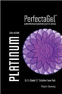 PerfectaGel Platinum Gelatin Sheets (230 Bloom) - 1kg [600 sheets]