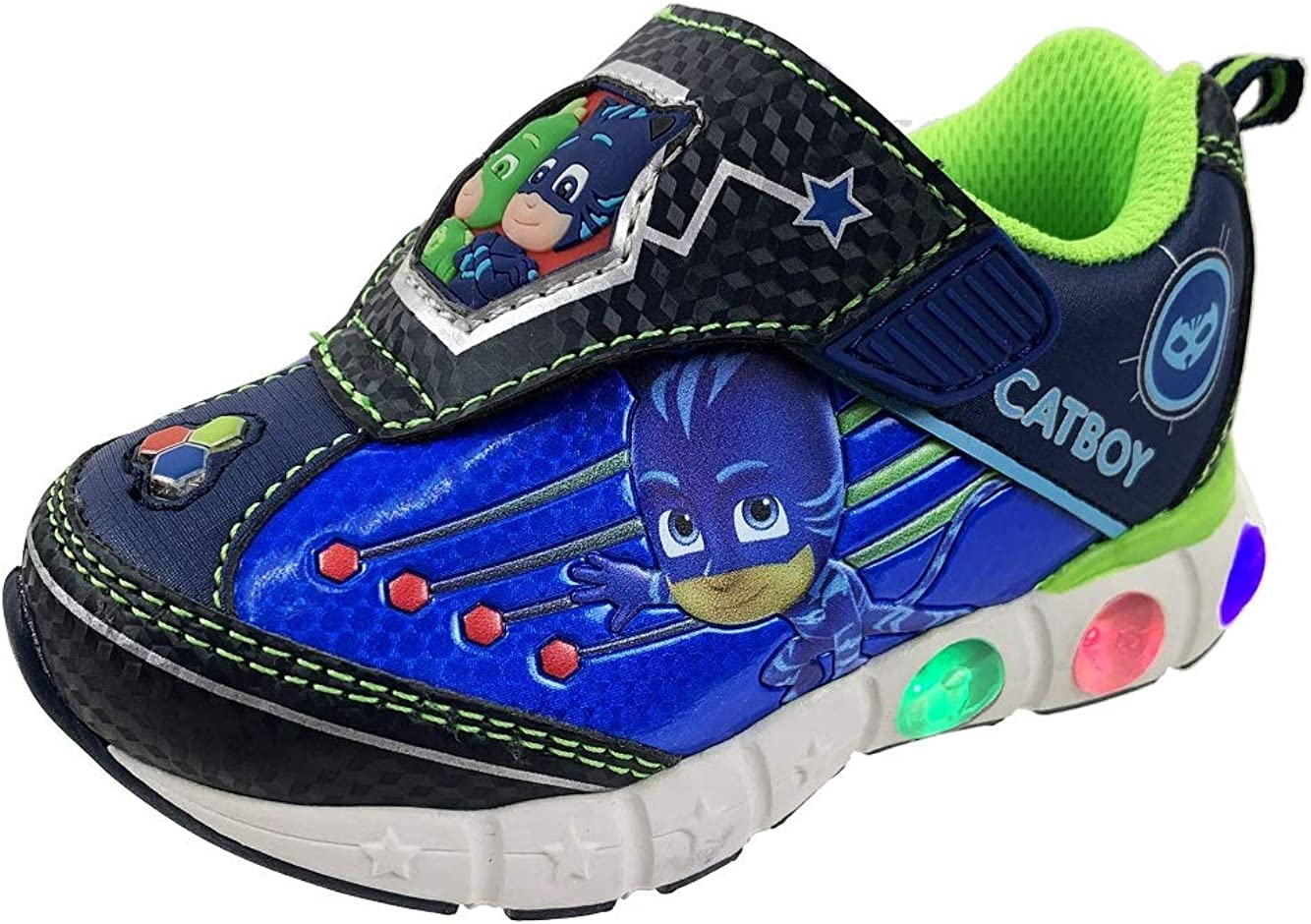 PJ Masks In a popularity Boys' lowest price Athletic Shoe Sneaker Light-Up
