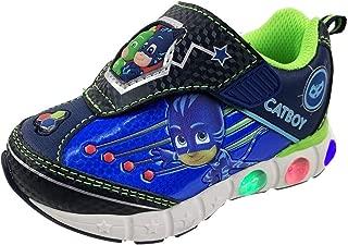 PJ Masks Boys' Athletic Light-Up Shoe Sneaker