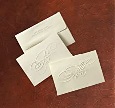 Exclusively Yours! Embossed Personal Notes - 5143