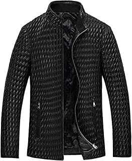 Best karl lagerfeld leather jacket mens Reviews