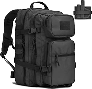 BOW-TAC Military Tactical Backpack Small Assault Pack Army Molle Bag Backpacks
