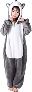 Kid's Animal Onesie Cartoon Costume Cosplay Pajamas Christmas