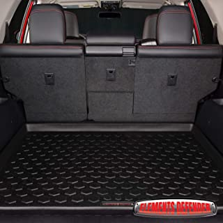 2011 - 2017 Toyota 4Runner Cargo Mat by Elements Defender Heavy-Duty All-Weather Trunk & Cargo Liner - 100% Weather Proof - Fits All 4 Runner Models Between 2011 - 2017
