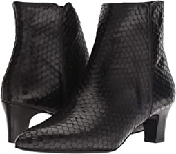 Fake-Python Leather Boots
