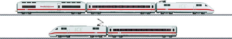 precioso Märklin 37703 modelo de ferroCocheril ferroCocheril ferroCocheril y tren - modelos de ferroCocheriles y trenes (HO (1 87), Cualquier génegro, Multi, Metal)  descuento de ventas en línea