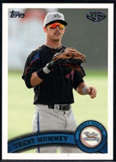 2011 Topps Pro Debut #106 Trent Mummey MLB Baseball Card NM-MT