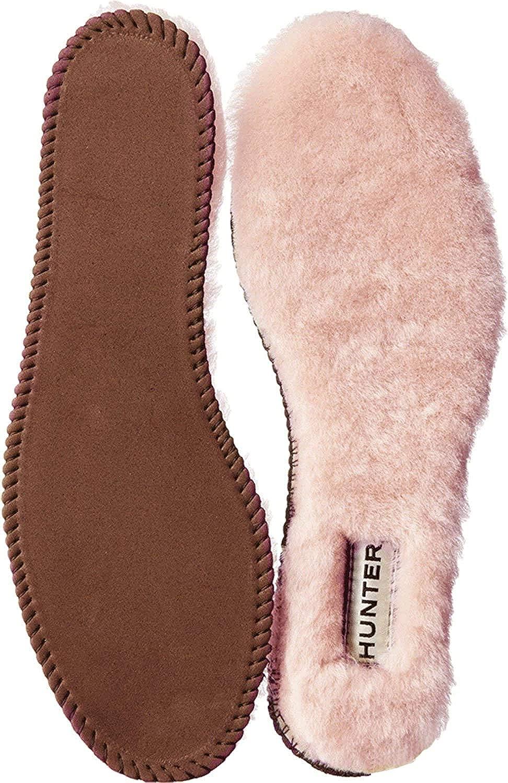 HUNTER メーカー在庫限り品 Women's Luxury Insoles メーカー再生品 Shearling