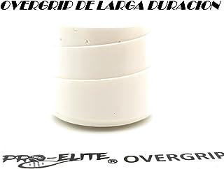 overgrip Pro Elite Premium Perforado Blanco