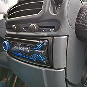 Radioblende Smart Mit Metallschacht Grau Elektronik