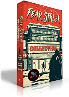 Fear Street Collection: The Perfect Date; Secret Admirer; Runaway