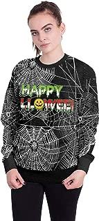 Unisex 3D Printed Halloween Casual Workout Hoodie Sweater Sweatshirt