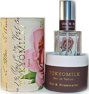 TokyoMilk Gin & Rosewater Perfume Spray 1 fl. oz.