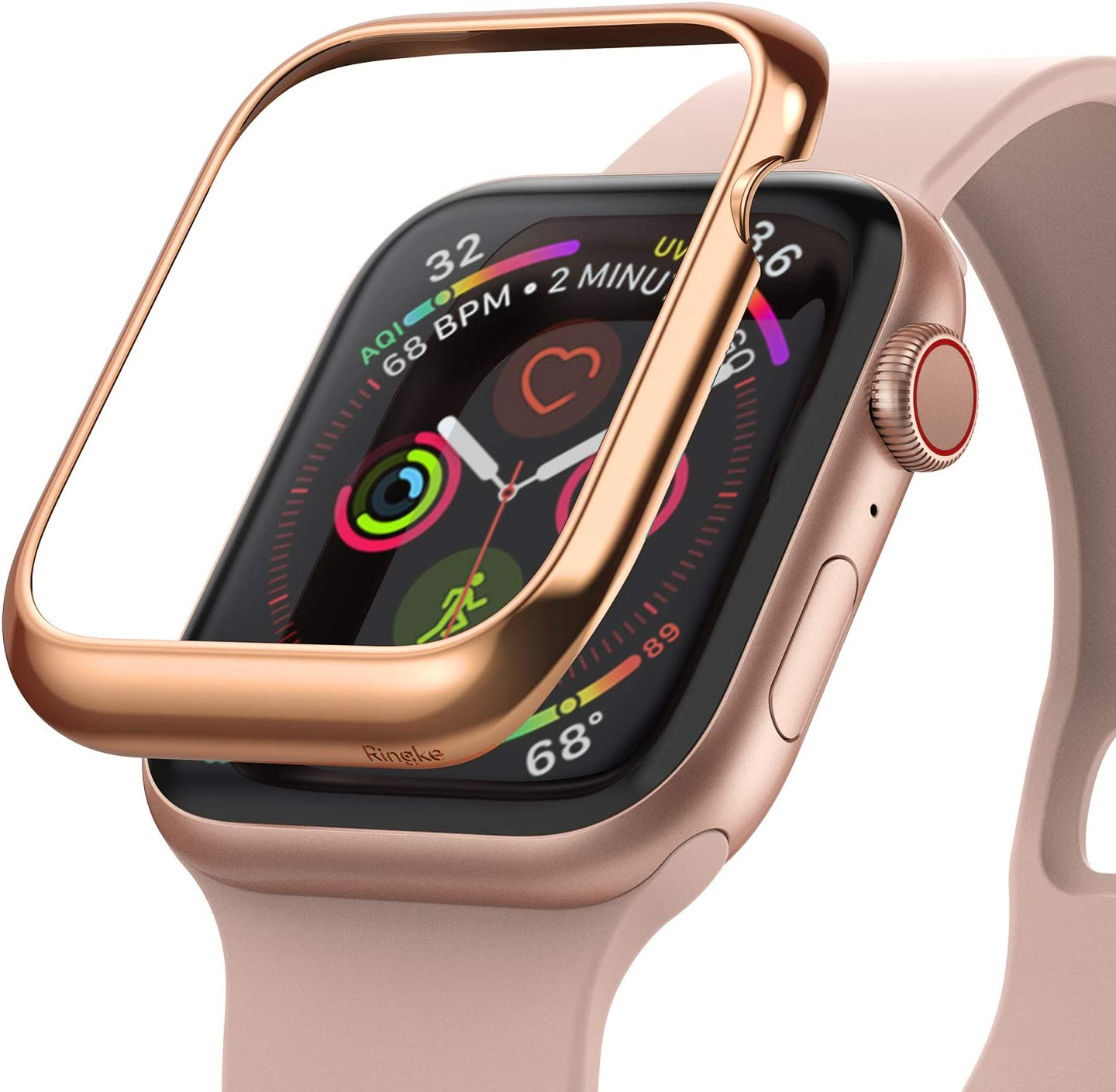 Ringke Bezel Styling Designed for Apple Case Max 52% OFF 6 Watch Series Portland Mall 44mm
