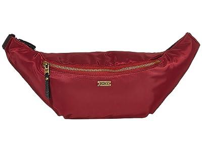 Roxy Digital Wave Waist Pack (Rhubarb) Handbags