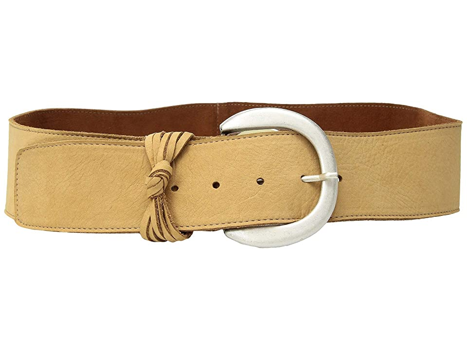 Leatherock Claudia Belt (Dark Beige) Women