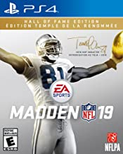 madden 19 hall of fame ps4
