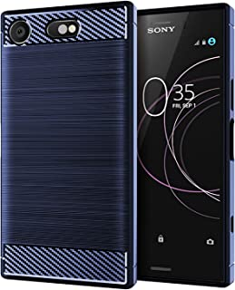 SONY Xperia XZ1 Compact case,Soft Feeling Full Protective Anti-Scratch&Fingerprint + Scratch Resistant Fit Mobile Phone Ca...