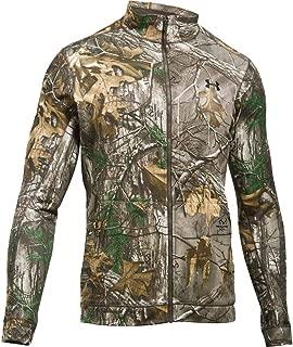 Under Armour Men's Threadborne Fleece Camo Jacket