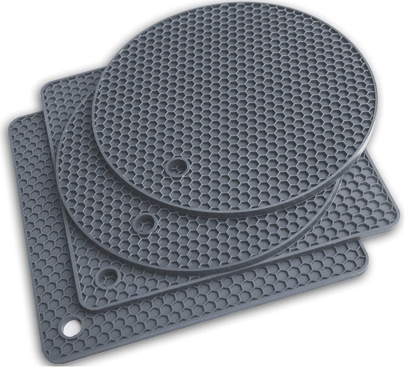 Silicone Trivet Mats - All items free ! Super beauty product restock quality top! shipping Pot Holders Mat Drying K Our potholders