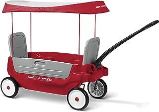 Radio Flyer Grandstand 3-in-1 Wagon