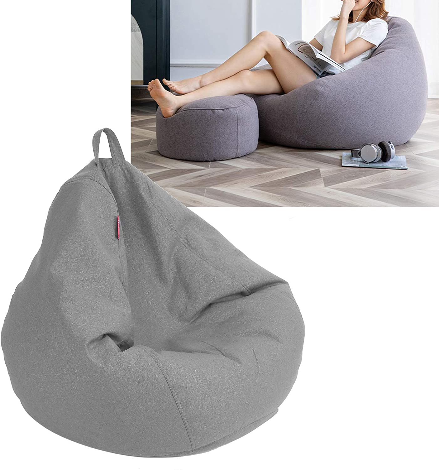 HAOX Bean Bag New product type Chair safety Super S Soft Sofa Leisure