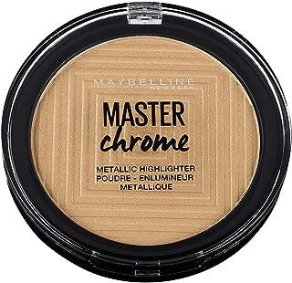 Maybelline Master Chrome Highlighting Powder 100 Molten Gold 8g