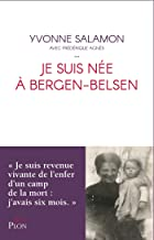 Je suis née à Bergen Belsen