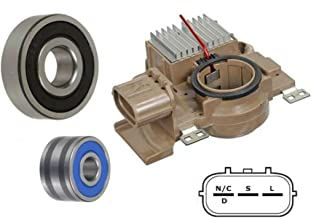 Alternator Rebuild Kit Compatible for Subaru 2001-2005 Outback 3.0L with Mitsubishi 100 Amp Alternator