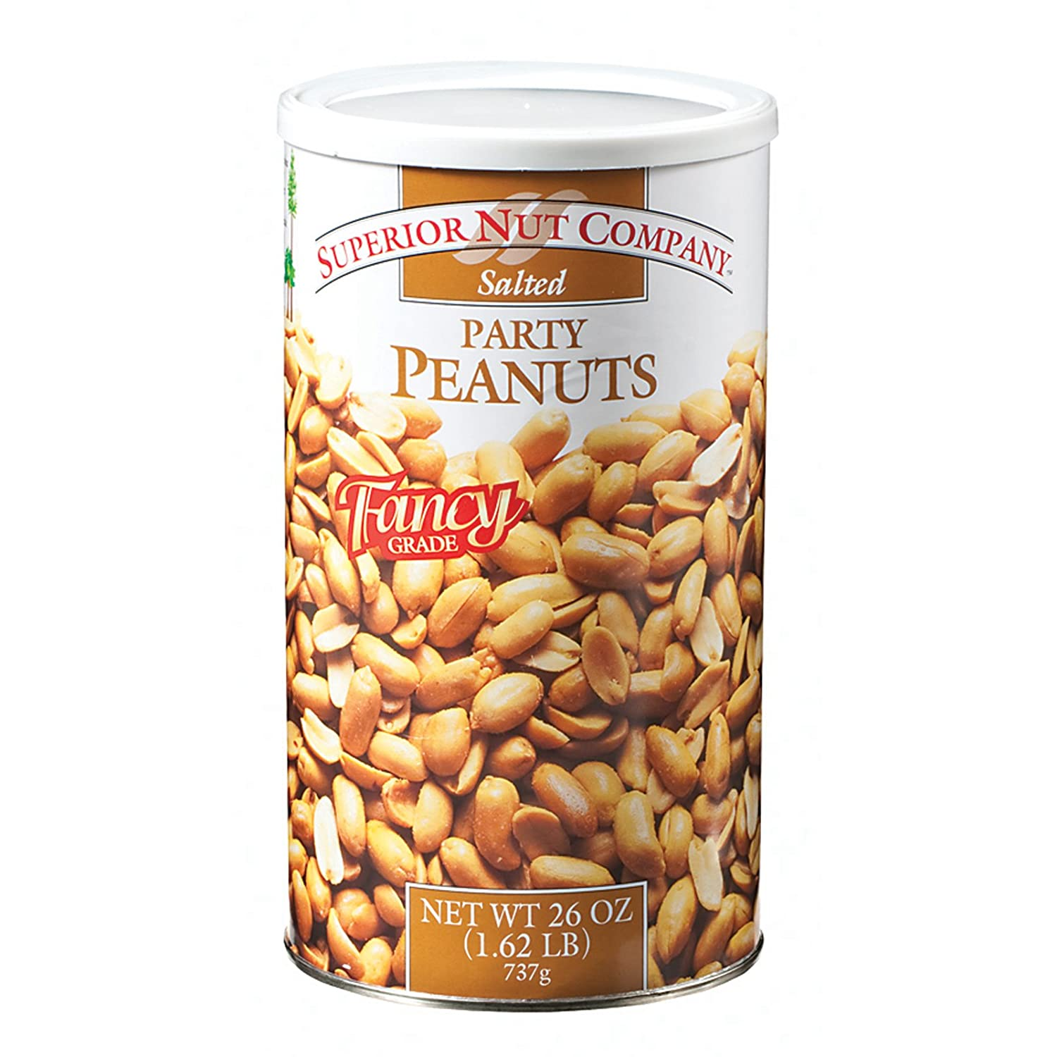 Superior Nut Company Salted Fancy Peanuts Some reservation Party Cheap mail order specialty store